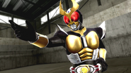 Kamen Rider Agito intro in Battride War Genesis