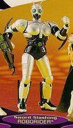 3633 Sword Slashing Roborider