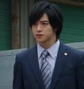 Koichi Kano suit