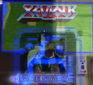 X Start Screen II