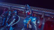 Rider All Blue