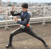 Specter Henshin Pose
