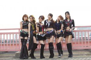 Kamen Rider Girls 2012- 2013