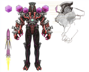 Shoot Roidmude Early Design