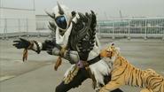 KRG-Ikkyu Omega Drive Tiger