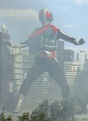 Giant Kamen Rider 1