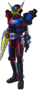 Kamen Rider Geiz Build Armor in City Wars