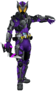 Kamen Rider Horobi in City Wars