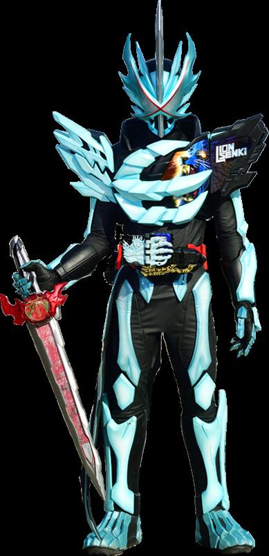 仮面ライダーセイバー プリミティブドラゴン ライオン戦記