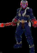 Kamen Rider Hibiki in City Wars