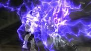 Gekikou Deep Specter punch