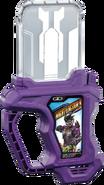 KREA-Proto Mighty Action X Gashat (MF ver.)