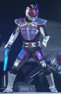 Nega Den-O suit