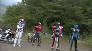 Decade Four Riders
