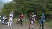Decade Four Riders