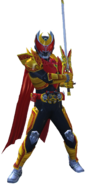 Kamen Rider Kiva Emperor in City Wars