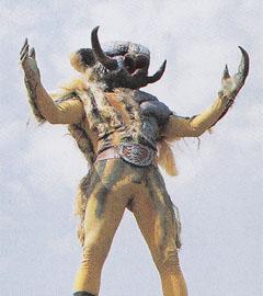 Skull Warthog