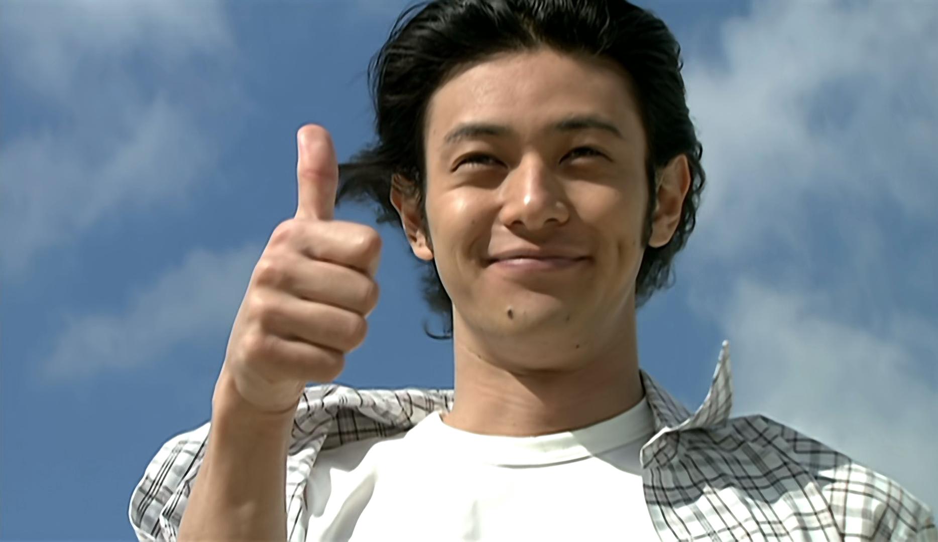 Yusuke Godai | Kamen Rider Wiki | Fandom