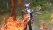 Zi-O in Be The One