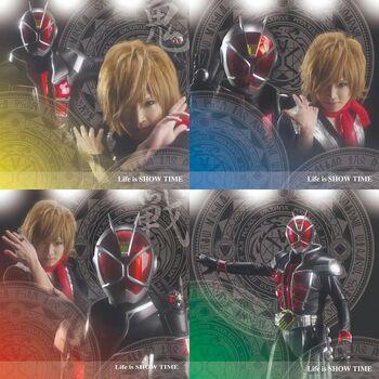 Life is SHOW TIME | Kamen Rider Wiki | FANDOM powered by Wikia