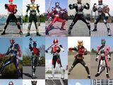 Kamen Rider Series/Heisei Series