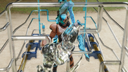 Build Clear Gorilla Body