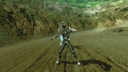 Kamen Rider Diend summons Ryuga in Battride War Genesis