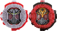 All Ryuki Ridewatches