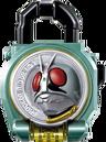 KRGa-Shocker Rider Lockseed