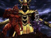 Pachinko Full Throttle villains