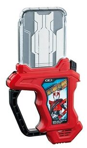 Full Throttle Drive Gashat