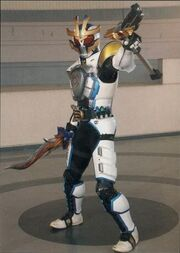 Ixa and Garulu Sabre