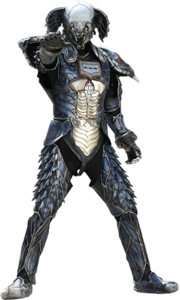 KRDr-Future Type Plain Roidmude (Cobra)