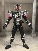 Decade Armor Faiz Form