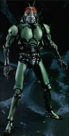 Kamen Rider Black (green version)