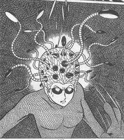 Snake Woman Medusa