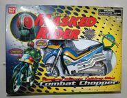 3612 Masked Rider's Talking Bike Combat Chopper