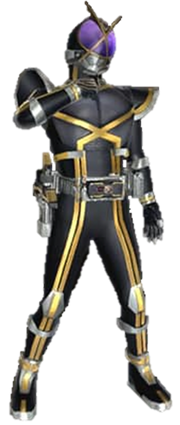 Kamen Rider Kaixa Battride War Genesis