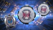 Mirrored Zi-O CS