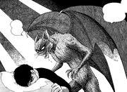 Bat Man manga