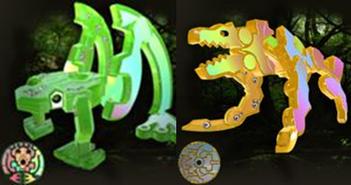 Disc animals-zanki