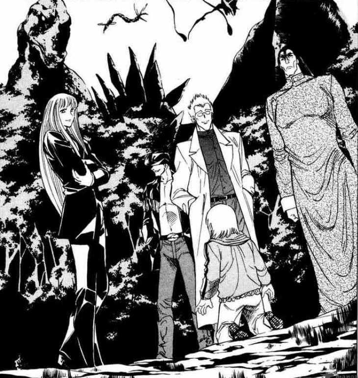 Kamen Rider Spirits Chapter 10: Tears Of God Part 2