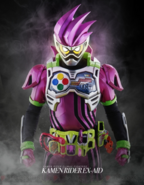 Kamen Rider Climax Fighters Ex-Aid Poster
