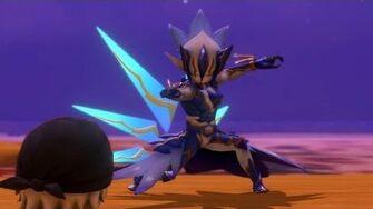 World of Final Fantasy Shivalry Boss Fight (1080p 60fps)-0