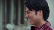 Kiriya's fake laugh