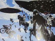 Commando Roids UFO(Spirits)