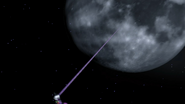 GMMX using Moon as weapon