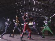 Ryuki vs agito 046