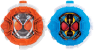 All Fourze Ridewatches