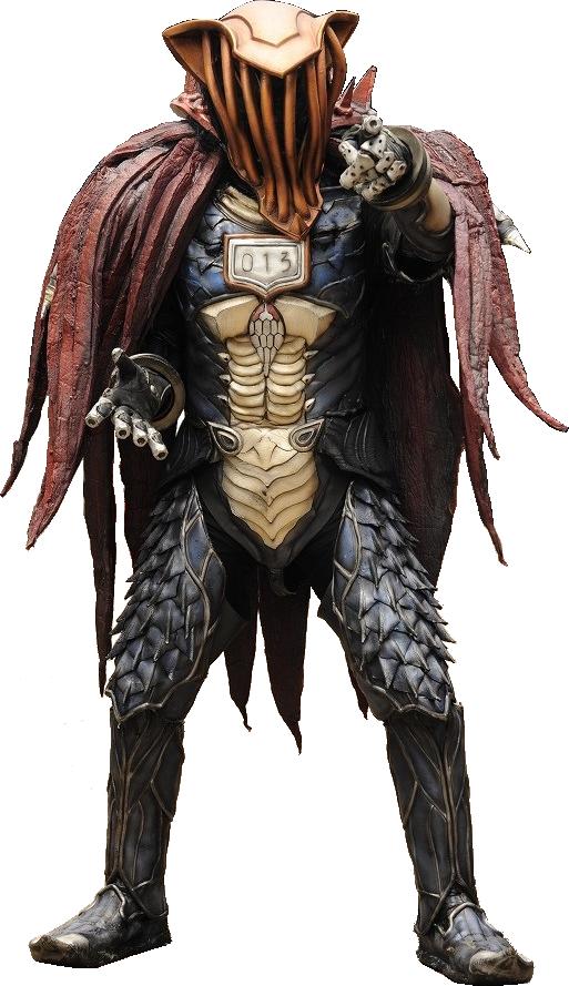 素体ロイミュード(死神/コブラ型)